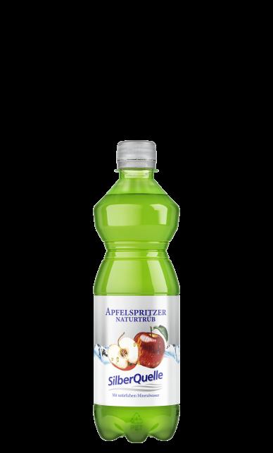 Apfelspritzer naturtrüb